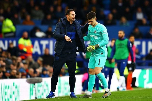 Kepa sets another unwelcome record following Brighton blunder - Bóng Đá