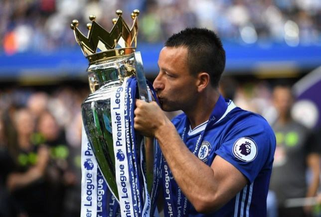 Chelsea legend John Terry includes Arsenal hero Thierry Henry in list of toughest opponents - Bóng Đá