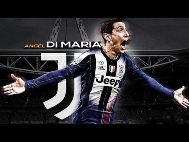 Juventus Interested in Signing Di Maria on a Free Transfer Deal in 2021  - Bóng Đá