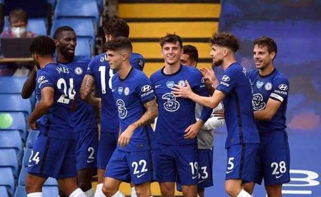 Mason Mount rivals N'Golo Kante as fittest player at Chelsea after latest tests - Bóng Đá