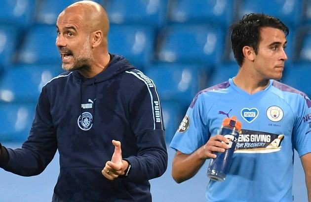 Barca to look for short-term options at centre-back if they can't sign Eric Garcia in January - Bóng Đá