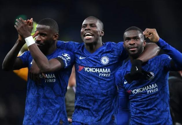 Chelsea 'asked clubs interested in unwanted defender Antonio Rudiger for £12.5m to LOAN the player - Bóng Đá