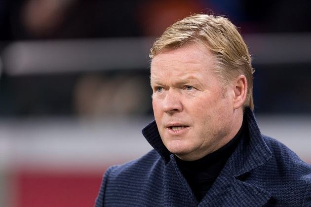 'He's an excellent player': Koeman explains why he wants Depay at Barcelona - Bóng Đá
