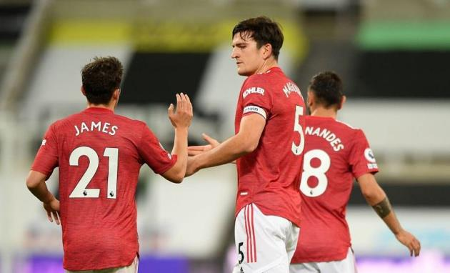 Five things we learned as Manchester United beat Newcastle 4-1 - Bóng Đá