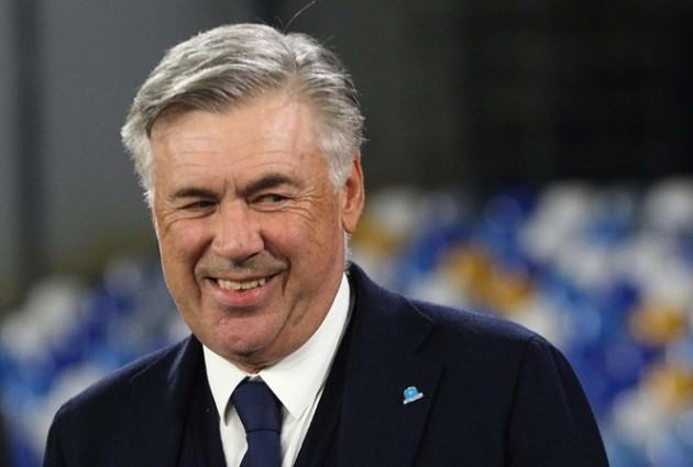 'NO SPACE FOR HIM': ANCELOTTI SAYS EVERTON ATTACKER MUST FIND NEW CLUB - Bóng Đá