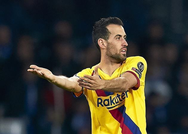 Busquets could talk about Barcelona drama for 'five or six hours' - Bóng Đá