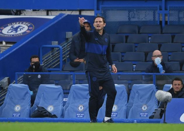 Frank Lampard issues Champions League warning to Chelsea squad following favourable draw - Bóng Đá