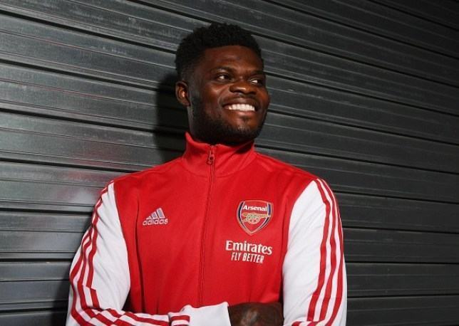Thomas Partey names five Arsenal legends he idolised – including Patrick Vieira and Thierry Henry - Bóng Đá
