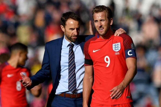 Gareth Southgate provides Harry Kane injury update as England captain only makes bench for Belgium clash - Bóng Đá
