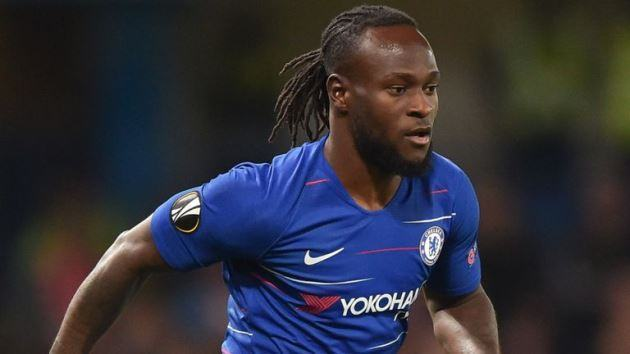 Official: Victor Moses joins Spartak Moscow on loan from Chelsea - Bóng Đá