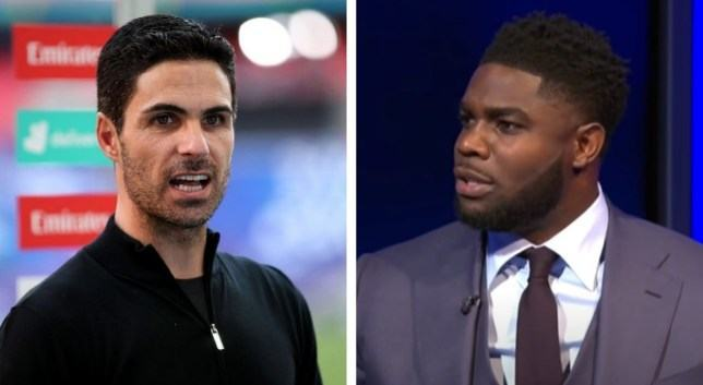 Micah Richards issues word of warning to Mikel Arteta and questions Arsenal summer signing Gabriel - Bóng Đá