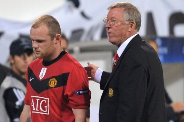 Wayne Rooney knocked on Sir Alex Ferguson's door to complain about Manchester United signings   - Bóng Đá