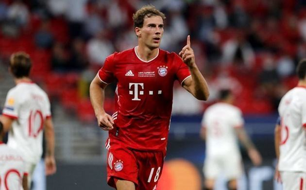 The negotiations with Leon Goretzka (contract until 2022) are expected to take place soon - Bóng Đá