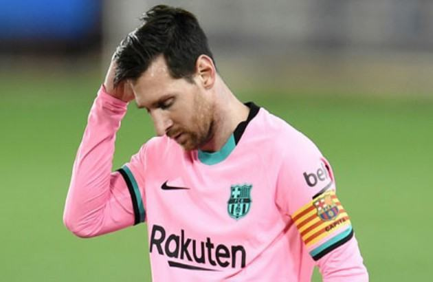 Barcelona star Lionel Messi determined to leave and has 'powerful Inter Milan offer - Bóng Đá