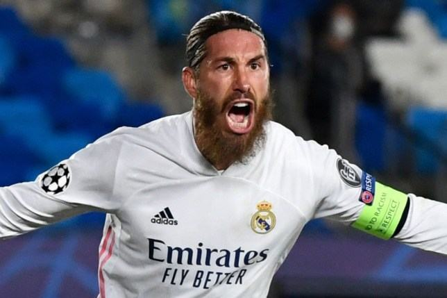 Mesut Ozil sends message to Sergio Ramos after scoring 100th goal for Real Madrid - Bóng Đá