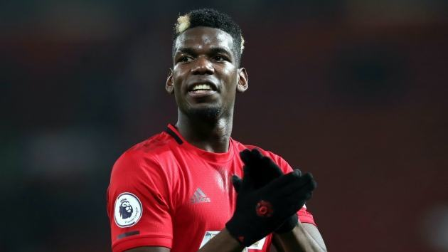 The report names Juventus, Paris Saint-Germain and Real Madrid as possible destinations for the Frenchman (Pogba, eurosport) - Bóng Đá