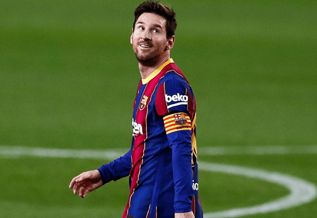Messi ends unlucky streak after scoring no goals from open play for over 1,000 minutes - Bóng Đá