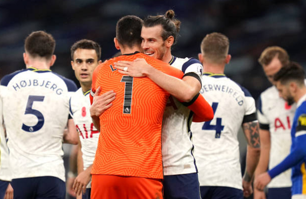 Tottenham told they can't rely on Gareth Bale in bid for Premier League title - Bóng Đá