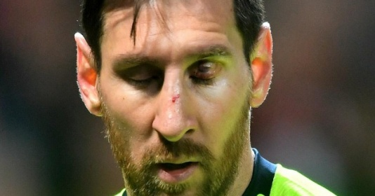 Man Utd midfielder McTominay: Messi thought I roughed him up - Bóng Đá